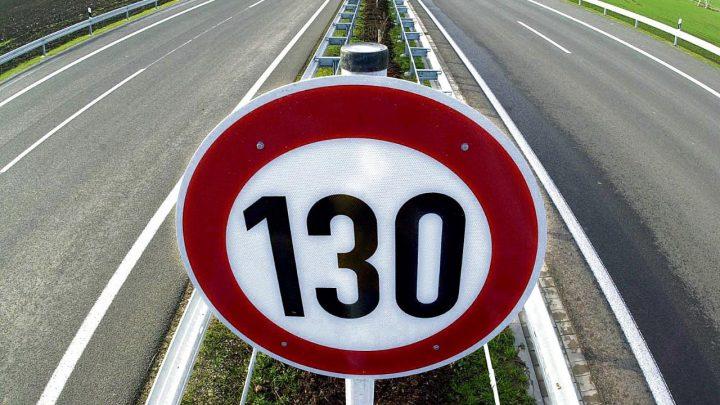 German statistics: speed limits do not reduce casualties